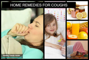 Home Remedies For Coughs