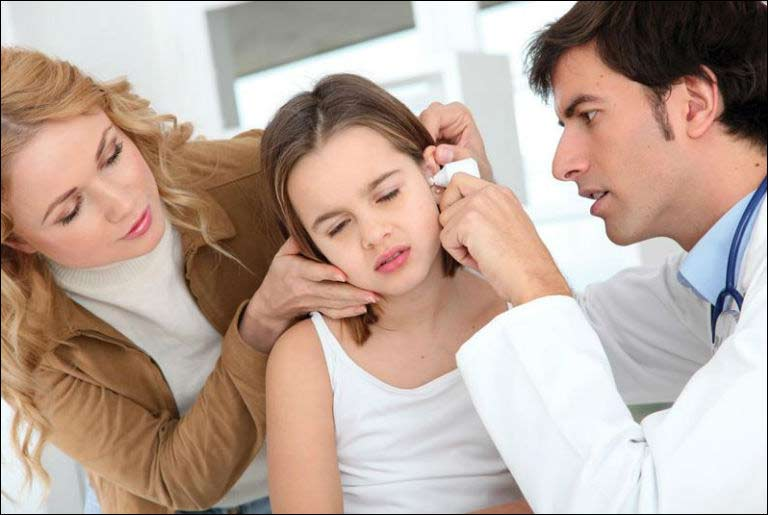 ear infections - otitis