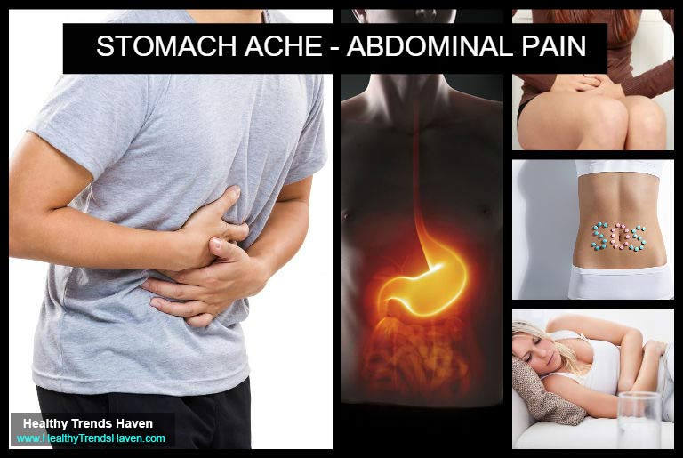 stomach ache
